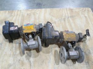 Lot of 2 Worcester 10E39SXX120A Valve