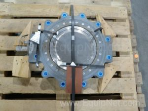 Fisher 7333F-1 Butterfly Valve