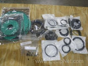Lot of Approximately 20 packages Ingersoll-Rand Assorted Gaskets and O-Rings