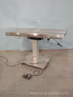 VSSI THC 8CWAS2U-003 Stainless Steel Surgical Table