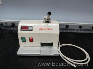 Scientific Instruments and Technology Corp Mini-Pack Laboratory Benchtop Blister Pack Machine