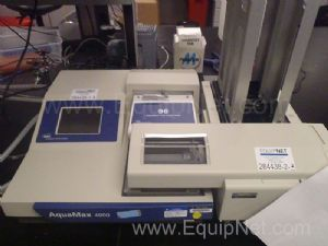 MDS Analytical Technologies AquaMax 4000 96 Well Plate Washer With StakMax Stacker
