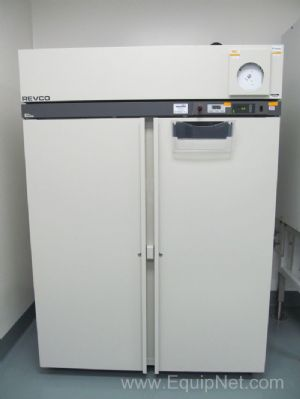 Revco Double Door Refrigerator