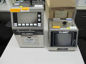 2 Climet Particle Counters