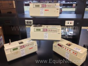 Lot of  Dr Schleuniger Pharmatron Tablet Testing Equipment