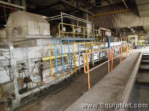Glass Bulb Manufacturing Line #1 (High Speed, pitch 75mm) plus spares and change parts.