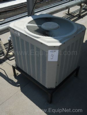 Aire Acondicionado de alta capacidad XE 12000 Trane / Trane XE 12000 High Efficiency Air Conditioner