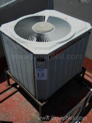 Aire Acondicionado de alta capacidad XE 1000 Trane / Trane XE1000 High Efficiency Air Conditioner