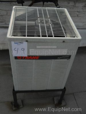 Trane XB1000 High Efficiency Air Conditioner