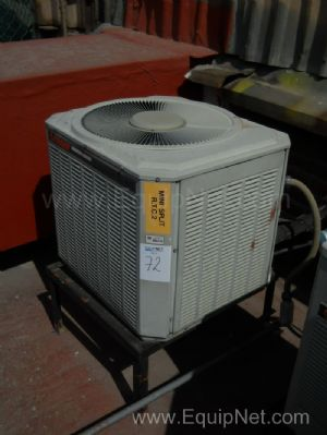 Condensador de alta capacidad Trane / Trane High Efficiency Condenser