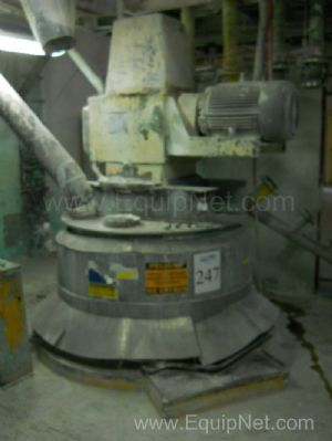 Tanque con mezclador de 3000 Litros enchaquetado / 3000 Liter SS Steam Jacketed Mix Tank