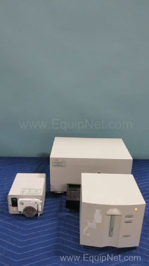 Agilent 8453 UV Visible Spectrophotometer With 1FS Peristaltic Pump