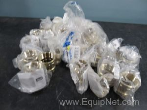 Lot of 20 Viega 2 Inch Bronze Female Adapters