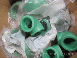 Lot of 50 Quartet Pipe Fittings