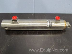 AV Stainless Steel Double Acting Hydraulic Cylinder