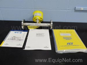 Unused Fluid Components Inc. FLT93L Inline Flexswitch Flow Level Temperature Switch Monitor