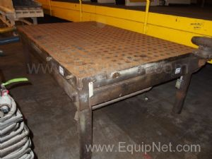Welding and Clamping Table