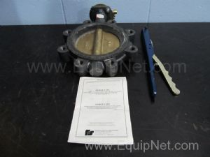 Nibco LD2000 Butterfly Valve