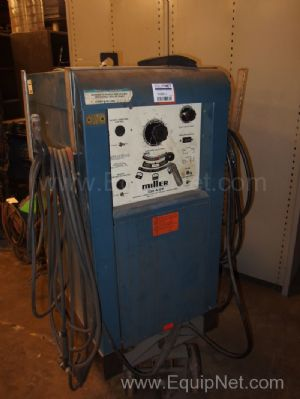 Miller Electric Mfg. 330 A|BP Constant Current Power Source Tig Welder