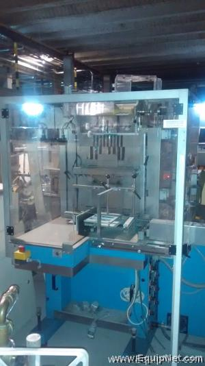 Pester Pewo-Fold Overwrapping Machine