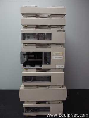 Agilent 1100 HPLC System with VWD