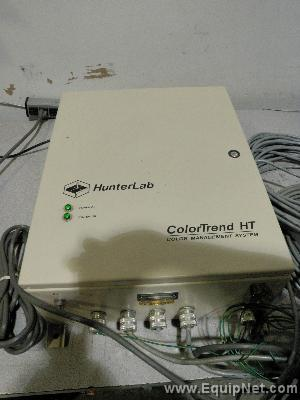 HunterLabs ColorTrend HT Color Management System