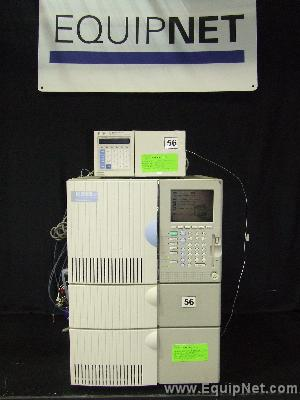 Shimadzu LC2010C HT HPLC System with Refractive Index Detector