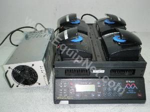 MJ Research Peltier Thermal Cycler with Four Bays