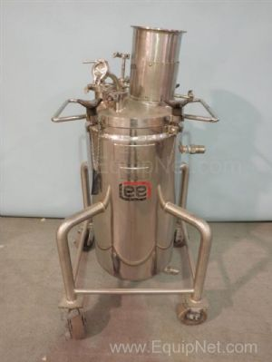 Lee 60UCB Jacketed Stainless Steel Tank