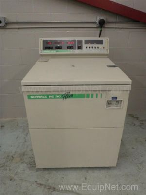Sorvall RC3C Plus Refrigerated Centrifuge