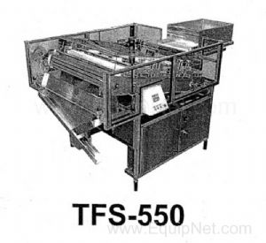 Tisma Model TC550 Double Sorter