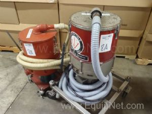 One Lot of Two Inuincible Portable Vacuums