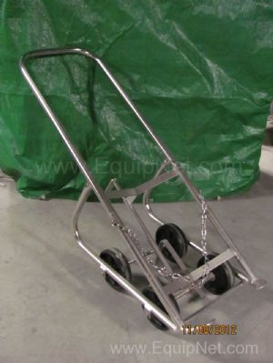 Morse Hand Truck for Storage Drums