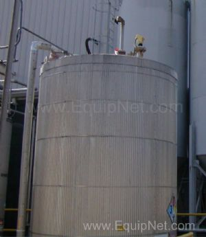 Carbon Steel 5000 Gallon Insulated Tank
