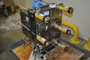 Filtron Plate/Press Filter With Air Pumps Model 300KD