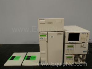 Lot of 5 Shimadzu HPLC Components