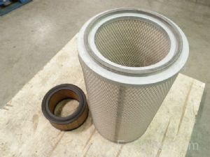 Lot of 2 Assorted Air Filters