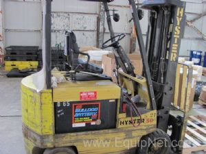 Hyster Model 50 Electric Fork Lift