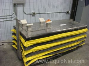 Lexco Engineering and Manufacturing Spec Cap 500 Lift Table