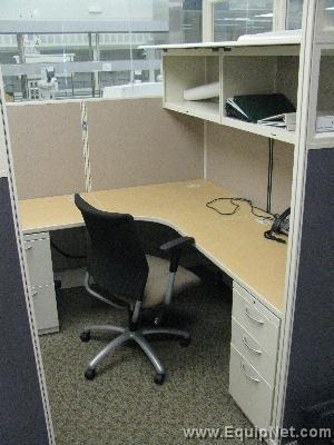 Executive Office Suites & Cubicles