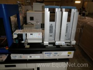 Matrix WellMate 8-Channel Microplate Dispenser with WellMate Stacker