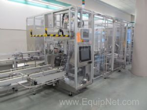 Pester PEWO-form TLC2 Automatic Case Packer with Case Labeler - Line 1
