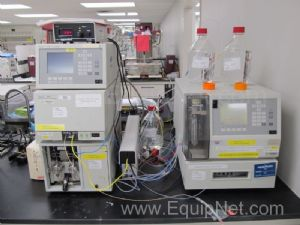 Waters 717plus HPLC System with 996 Photodiode Array Detector