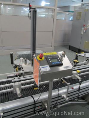 LSI Print and Apply Case Labeler - Line 21