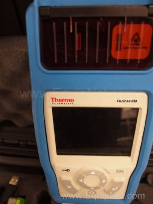 Thermo Scientific TruScan RM Chemical Identifacation Analyzer