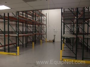 12 Section of 3 Tier Pallet Racking