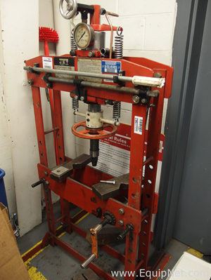 Jet HP-15A Hydraulic Press