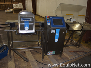 Loma IQ3 Metal Detector and LCW3000 Checkweigher Combo