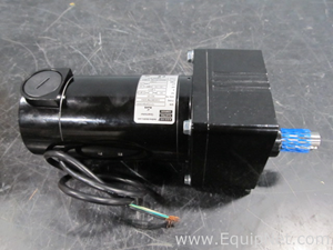 Bodine Electrical Company .125 HP Gear Motor