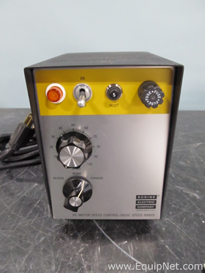 Bodine DC Speed Controller